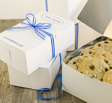 Tiffs Treats Warm Fresh Baked Cookies Delivered Same Day