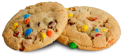 Tiff's Treats Cookie Delivery - Warm